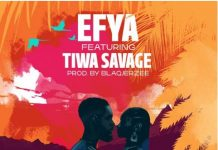 """The One"" - Efya x Tiwa Savage"