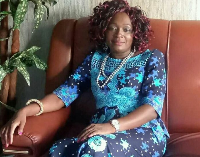 Francoise Mbango Former Cameroonian Gold Medalist