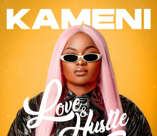 Official Artwork of Kameni's Love & Hustle