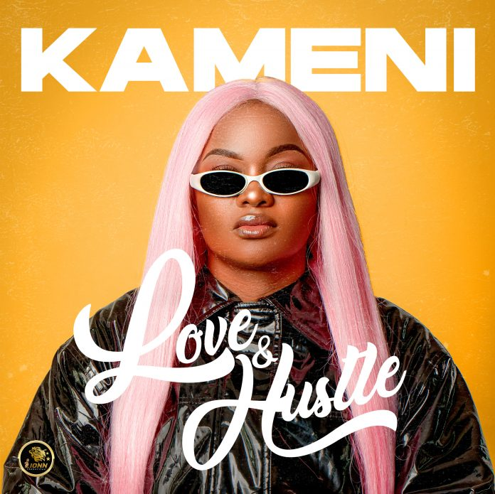 Official Artwork of Kameni's Love & Hustle