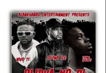 """Oluwa NoDi Sleep"" - Oluwa Ice x Nivo Ti x Young Holiday"