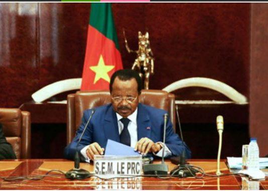 H.E Mr Paul Biya