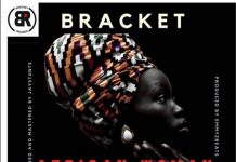 """African Woman"" - Bracket"