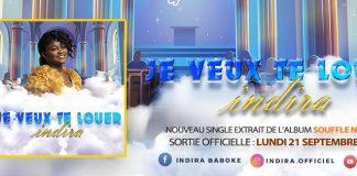 """Je Veut Te Louer"" - Indira"