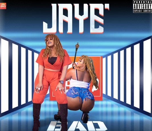 """Bad Energy"" - Jaye"