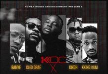 """""""Ghana Must Go"""" - Ko-C x Cleo Grae x Banye x Kikoh x Kking Kum"""