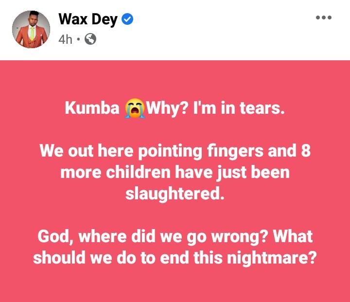 Wax Dey