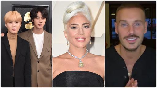 MTV EMA 2020-Top Winners
