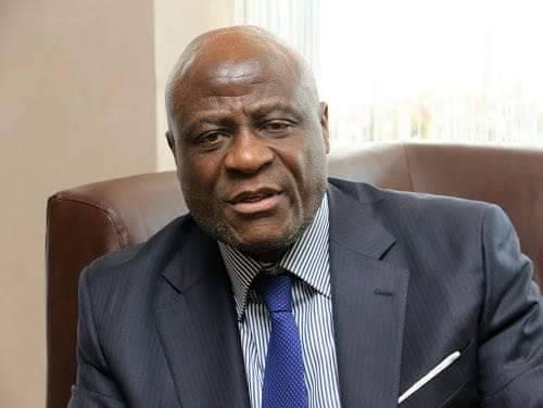 Constant Omari -Interim President