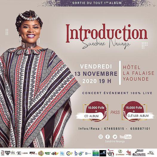 Sandrine Nnanga- Introduction