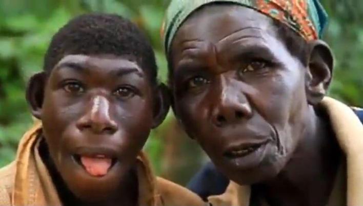 Zanzimana And The Mother