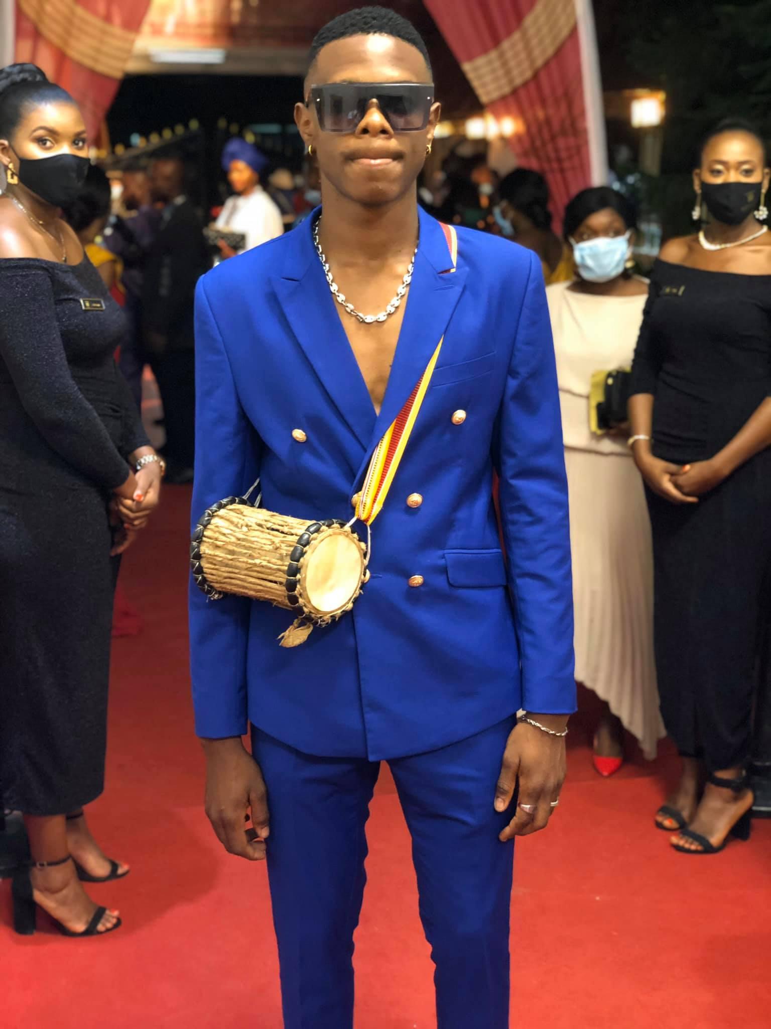 Happy D'Effoulan (Cameroonian Artist)