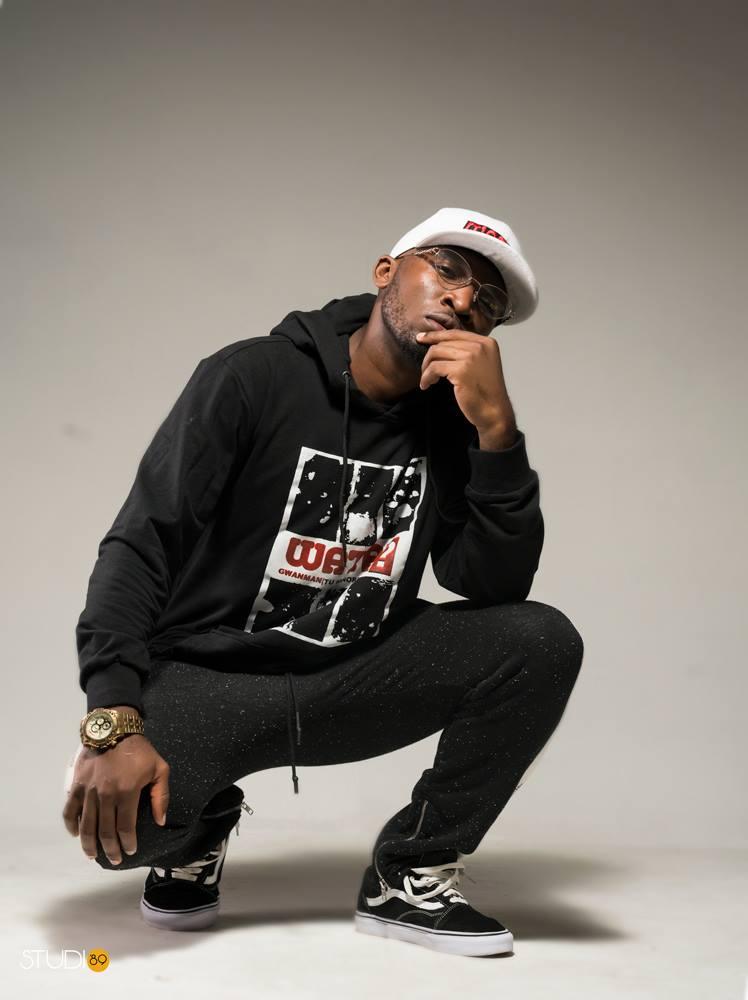 Skidi Boy (Cameroonian Rapper)