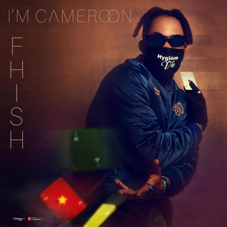 Cover art for I'm Cameroon by Fhish.
