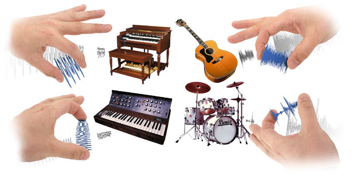 Music Sampling Instruments