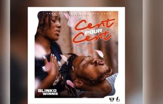 Blinko Ft Winnie - Cent Pour Cent