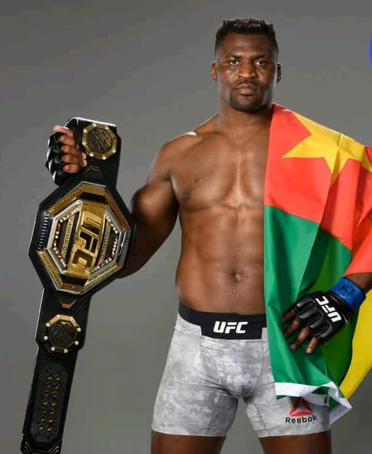 Francis Ngannou Cameroon