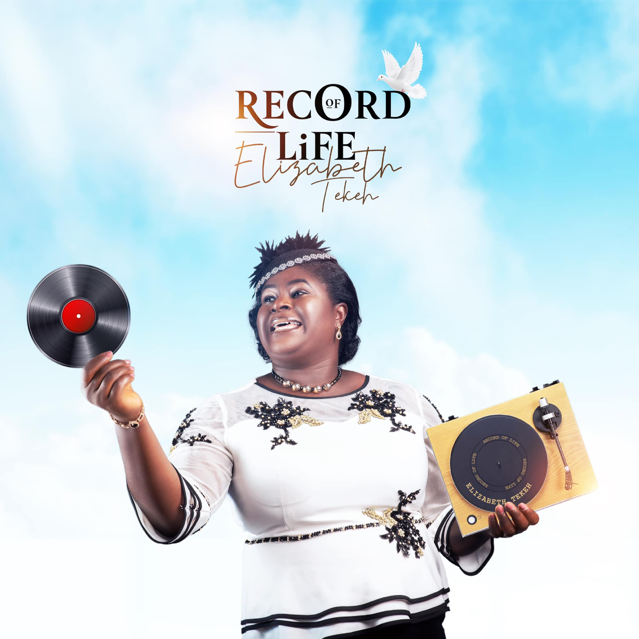 "Elizabeth Tekeh Drops 5th Album ""Record of LIFE"""